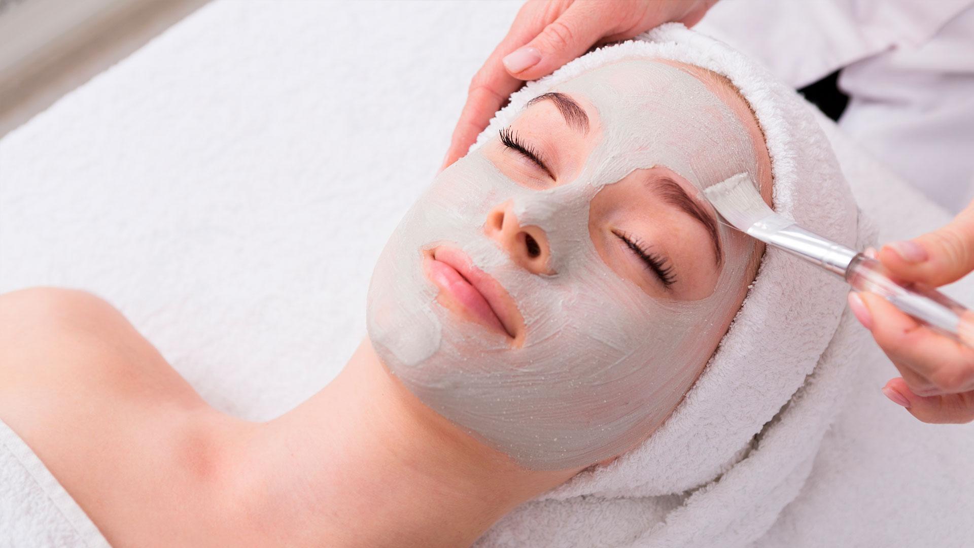 Curso Online de Higiene y Tratamientos Faciales